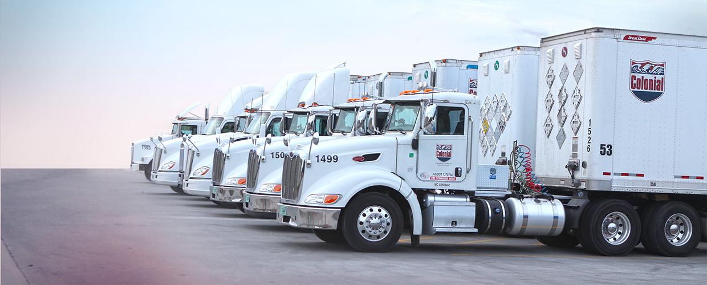 Colonial Truck fleet