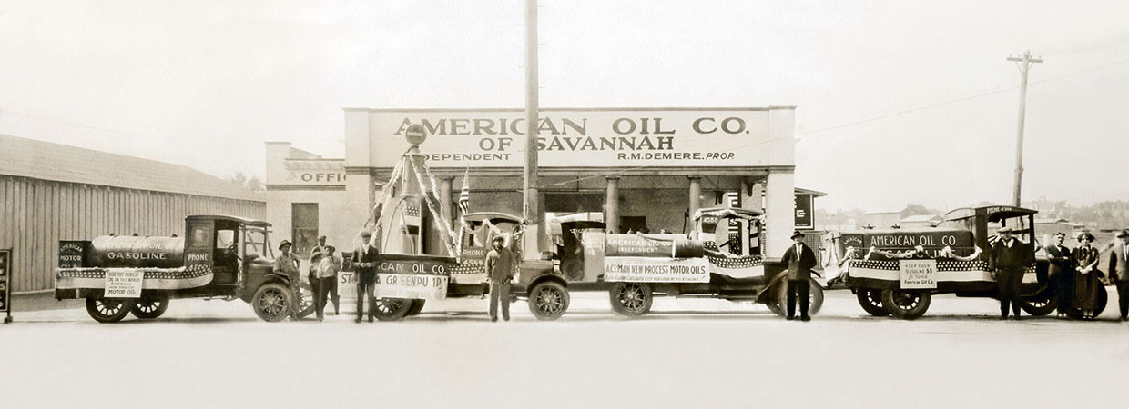 American Oil Co. Savannah GA