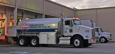 Colonial Fuel & Lubricant Services Inc.