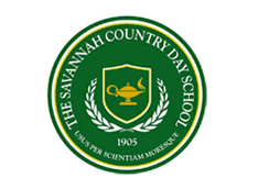 The Savannah Country Day School logo