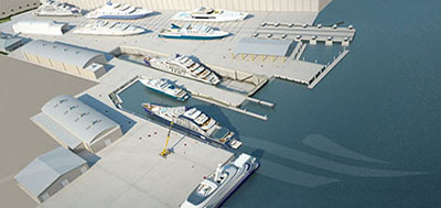 Savannah Yacht Center Overview