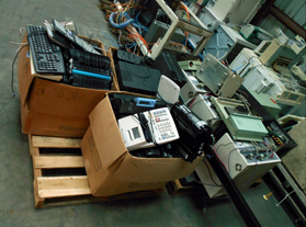 Responsibility & Sustainability - Colonial Group computer recycling program